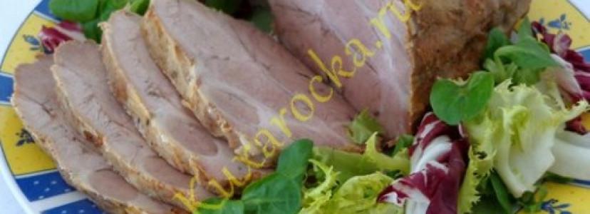 Простой и вкусный рецепт свинины с фото