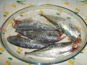 """Закуска из рыбы """"Alimado"""""""