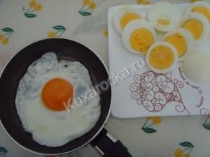 золотые правила о яйцах