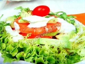 Салат тропикал