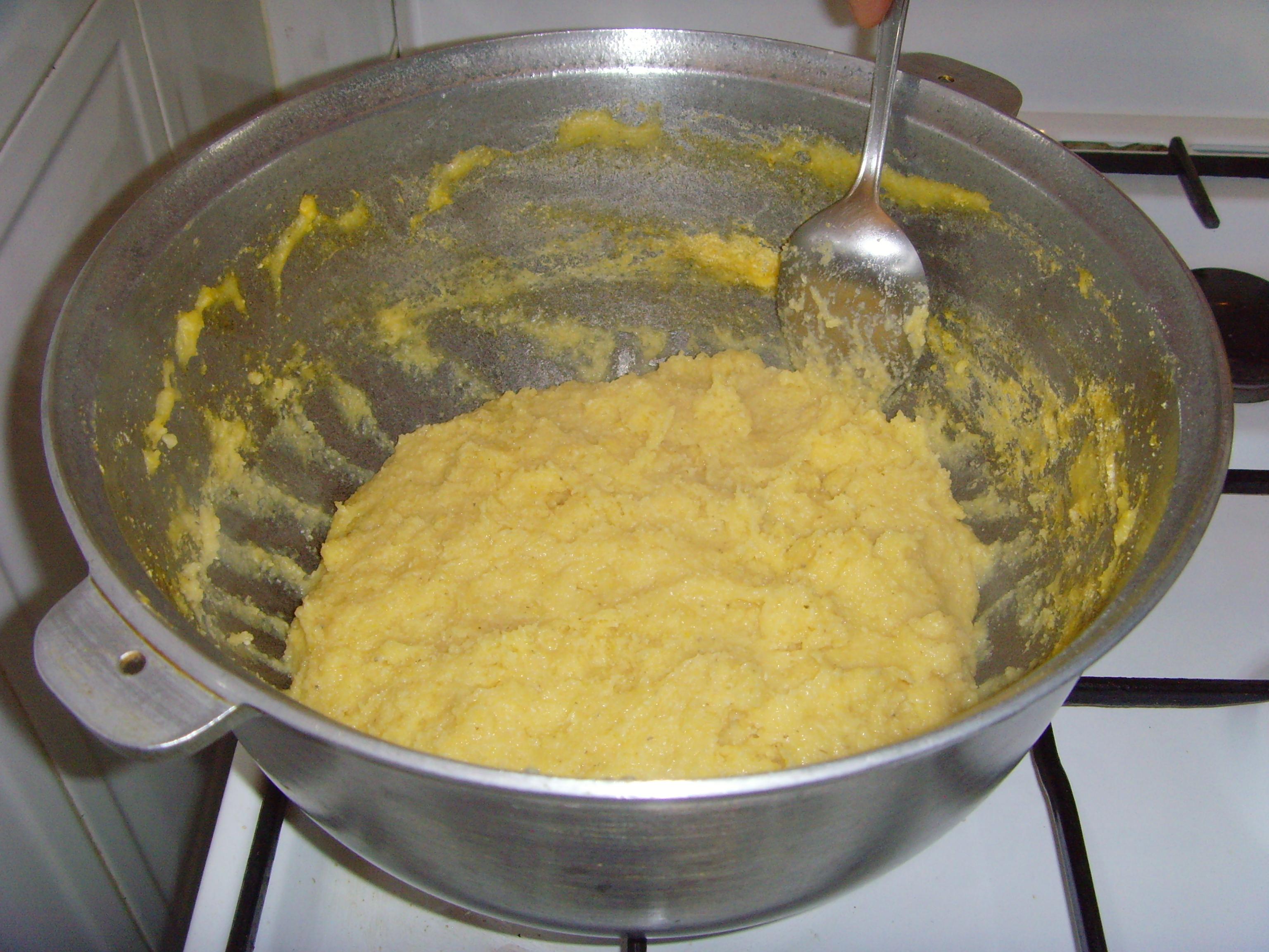 Мамалыга по молдавски рецепт из крупы