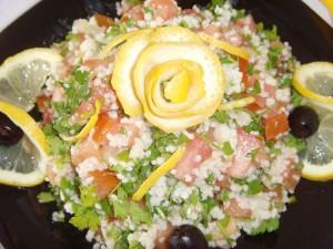 Салат с кус-кус