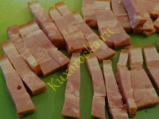 Рецепты из зелёной редьки с мясом