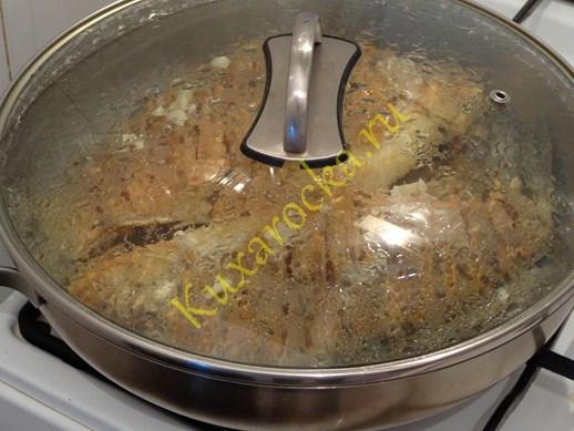 Как правильно приготовить дорадо в духовке